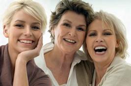 Women's image consultant
